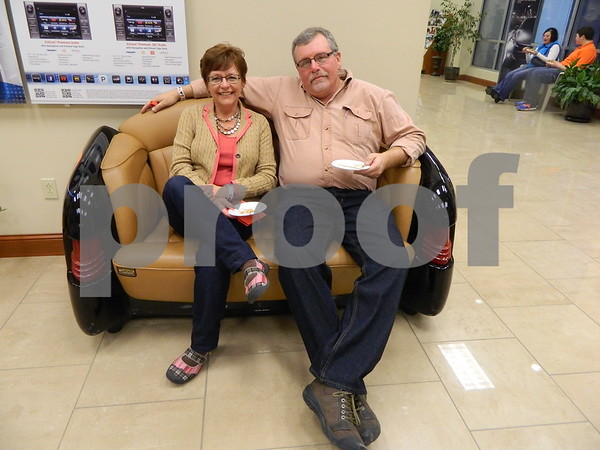 Dave and Ellyn Lemke