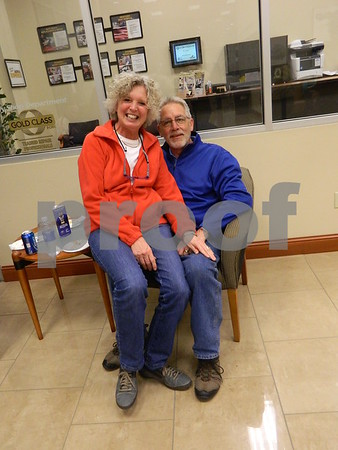 Anna and Terry Miller
