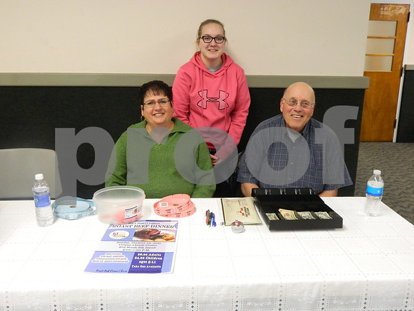 left to right: Jackie Schott, Ashley Nieland, and Dave Schoot