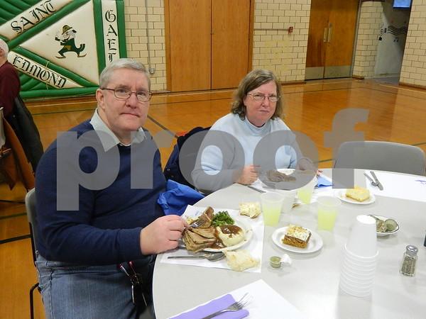 Tom and Sharon Hickey