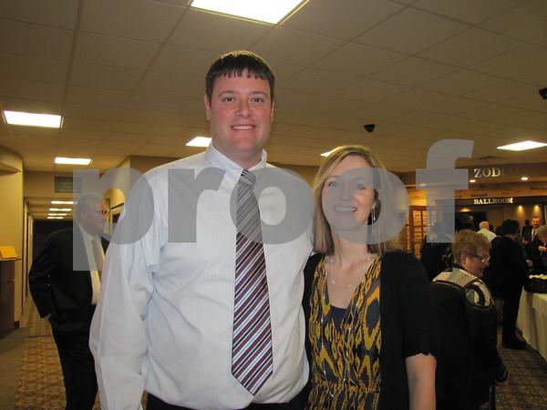 Jason and Nicole Hoag