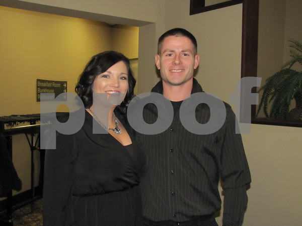 Amy and Ryan Farrell