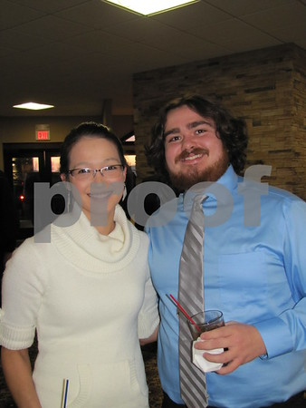 Shannon Warrington and Cody Lucero