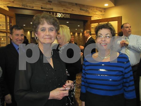 Sharon Newman-Lee and Merrily Dixon