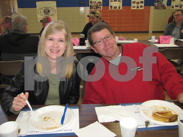 Vicki and Barney Barnett
