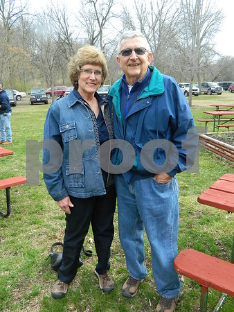 Becky Nelson-Riley and Joe