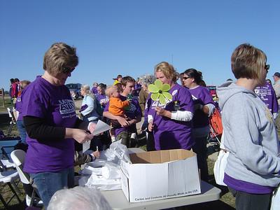 Walk to End Alzheimer's Macon 2011