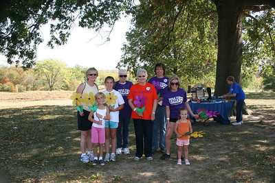Walk to End Alzheimer's Team Penny Shern
