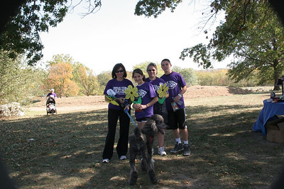Walk to End Alzheimer's Team Duco