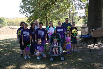 Walk to End Alzheimer's Team A Walk to Remember