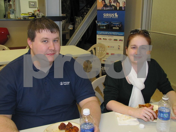 Dan and Nicole Thurman