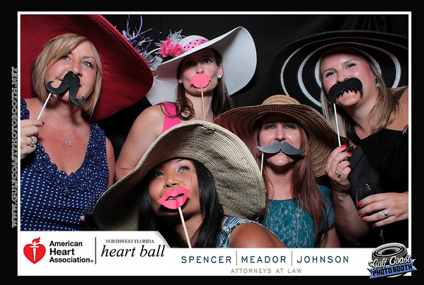 America Heart Ball Photobooth Pic 2014