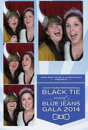 CYP Black Tie and Blue Jeans Gala