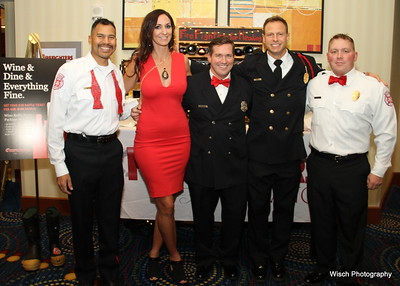 FireFIghters For Healing Red Tie Gala 2017