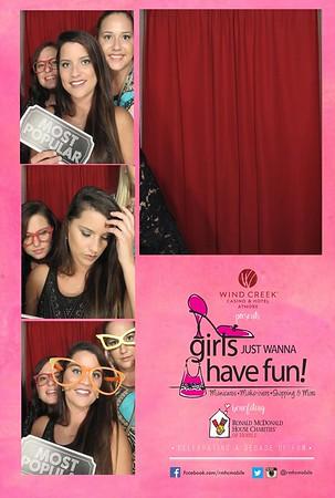 Girls Just Wanna Have Fun 2016
