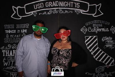 USD Grad Night