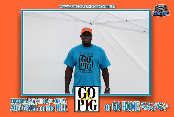 Grill on The Hill Photo Booth 2016