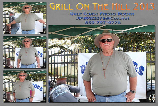 Grill On The Hill EDS 2013