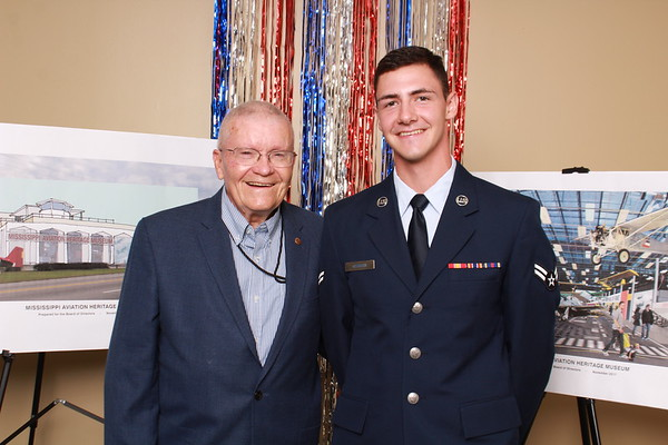 MS Aviation Heritage Museum - Dinner with Astronaut Fred Haise