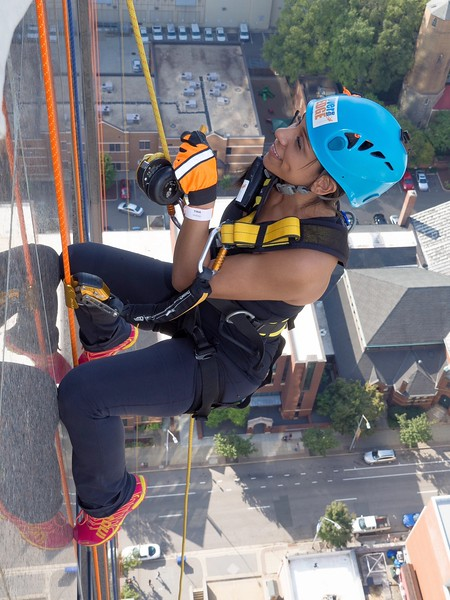 2016 Over the Edge Raleigh