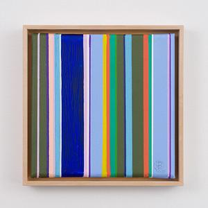"tomorrow   8"" x 8""   acrylic on canvas   2020   $300 ( no framed)"