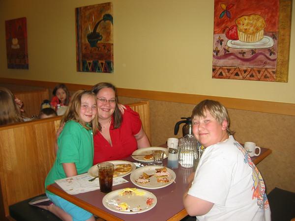 First Watch Pancake Dinner Fundraiser 2009