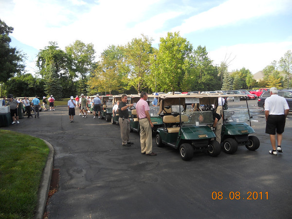 Jeff Vaughn's Golf Outing