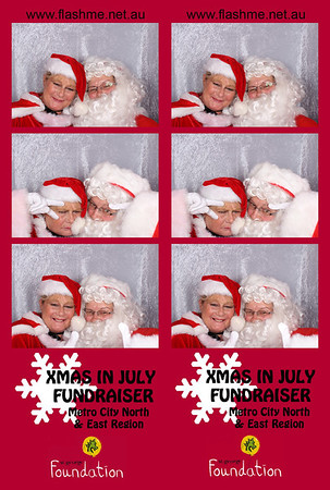 St. George Foundation Xmas In July - 26 July 2013