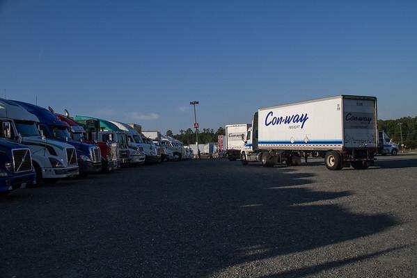 2012 Truck Convoy