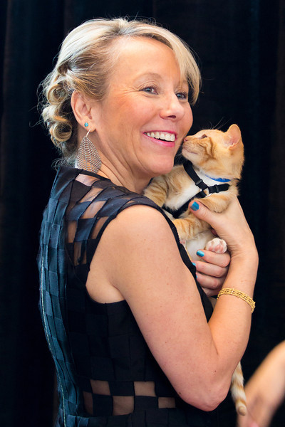 Jocelyn Hanson, Seattle Humane Society board member.