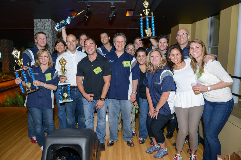 Volunteers of America - Greater New York - Bowl to Give Back 2013