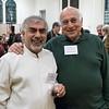 Ahmad and Bill, good friends.