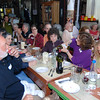 Plenty of people and plenty of wine at BFP's Spring Fundraiser.
