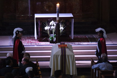 Funeral Mass (OF) and Burial of Fr. Peter Carota (July 15, 2016)
