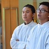 Our novices, Paul and Henry