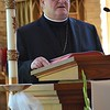 Br. Brian does the first reading