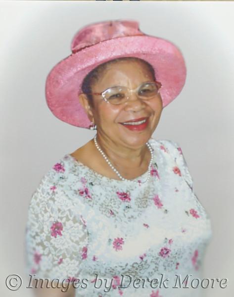 Funeral Service - Mrs. Armina Urey Morgan