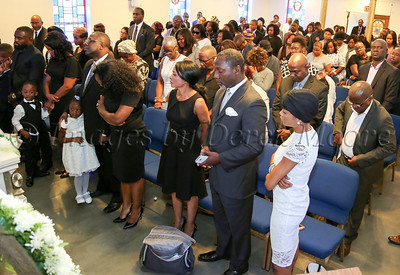 Funeral Service, Interment & Repast for Clara Williams