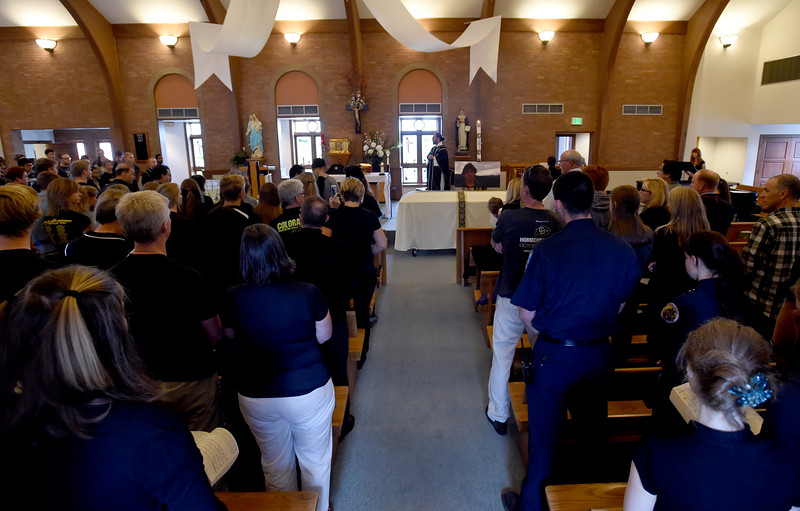 Funeral Service for Alessandro Zarzur