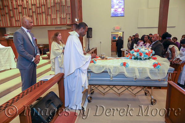 Funeral Service for Dolly Augusta Elliott
