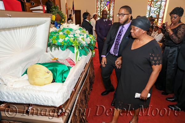 """Funeral Service for Euphemia """"Pheme"""" T. Crayton"""