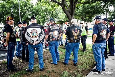 Patriot Guard North TX 450