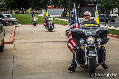 Patriot Guard North TX 460