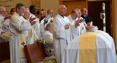 Concelebrating the Eucharist
