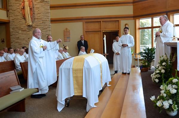 Funeral for Fr. Steve Wiese, SCJ
