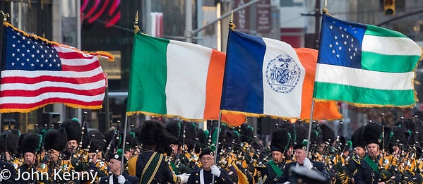 NYPD Pipes & Drums