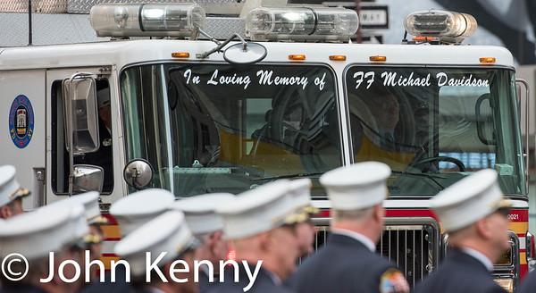 Davidson funeral 3/27/18