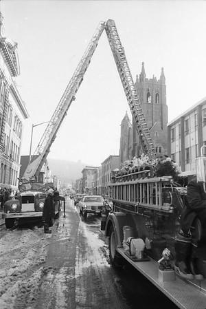 12.29.1966 - Funeral for Fire Marshal Fran Drexler
