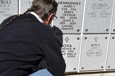 152:  2015 Vistis to Florida National Cemetery