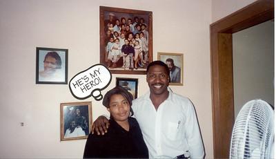 1997-9-12 19H Keith and Rita - The Wall